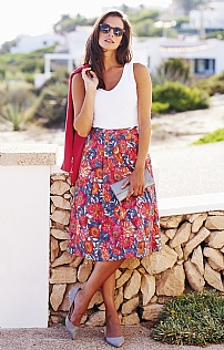 Adini Balinese Haven Skirt