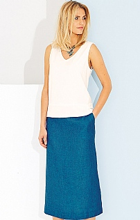 Ladies Adini Azure Skirt