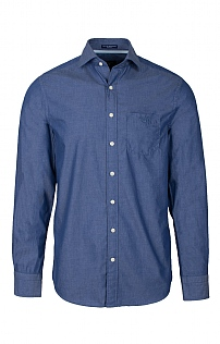 Mens Broadcloth Plain Shirt
