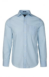 Gant Mens Broadcloth Plain Shirt
